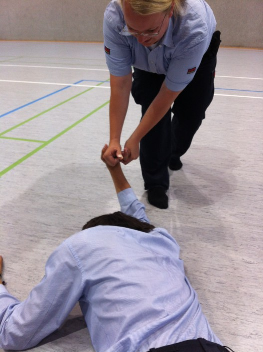 Kurs1 für Securityfirmen und Personal - kungfu-lernen-in-hamburg